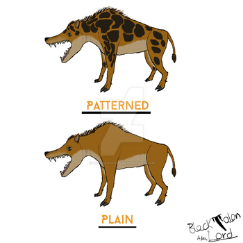 Andrewsarchus Mongoliensis by LordVerserus