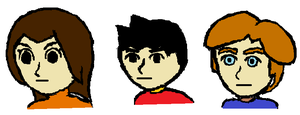 Mii Fighters by SmashWaffle