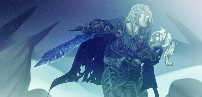 comission_zeal of the lichking by schl4fmuetze