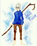 jack frost by blackflameknight