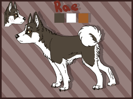Rae ref for ginga rebirth by muttIee