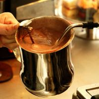 Hot, Hot Chocolate... by EarthHart
