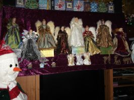 Christmas Angel Collection by venicet