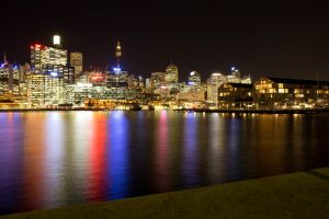 Sydney city by GoldZillaC34