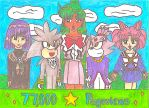 77,000 Pageviews by MarioSonicMoon