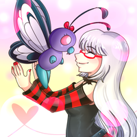 Butterfree by Rumay-Chian