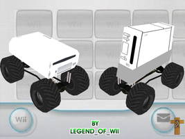 MTM2 - Monster Wii AND Wii U by legendofwii92