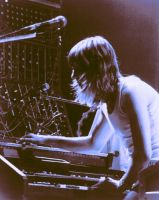 Keith Emerson by Sydnyk
