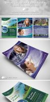 Better Corporate Flyers Bundle by martinemes