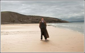 HDR The Doctor at Bad Wolf Bay by Rovanite