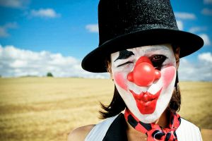The Day of the Clown by coxao