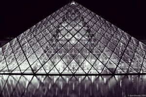 pyramide by night by dth75