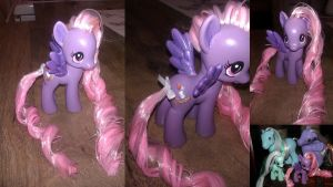 MLP- G4 Twilight by simplysteffie