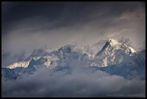 Sandachhe Himal by Dominion-Photography