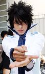 Fairy Tail: Gray Fullbuster by ritalinXD