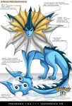 Pokedex 134 - Vaporeon FR by Pokemon-FR