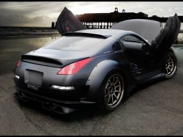 Nismo Z33 by dxprojects