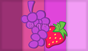Berry Punch CM Wallpaper by alanfernandoflores01