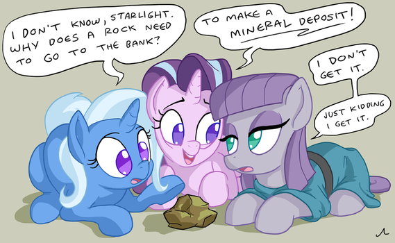Rock Jokes by DocWario