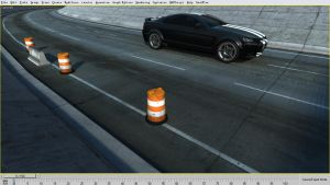 Realtime carpaint in Max wip02 by RTshaders