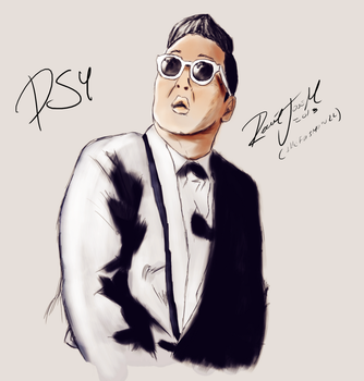 Psy by thefasman22