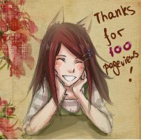 Thanks by VulpesLesya
