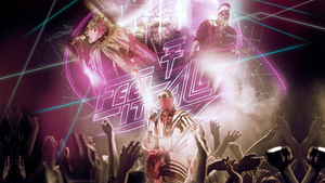 Feel it All tour by DarknessEndless