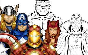 Avengers Extended 2 by BouncieD
