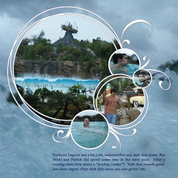 Typhoon Lagoon pg 1 by klconnors