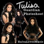 Tulisa Guardian Photoshoot PNG Pack by HafsaLoveMusic