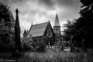 Cathays Cemetary_ii by Horroromance
