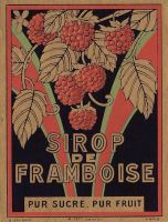 Vintage French Food Label by HauntingVisionsStock