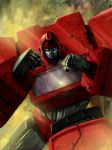Ironhide by CaroRichard