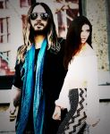 Jared Leto and Kendall Jenner |Manip| by 2009abc