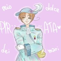 Even Italy can be a Pirate - APH by LullaTheOtaku