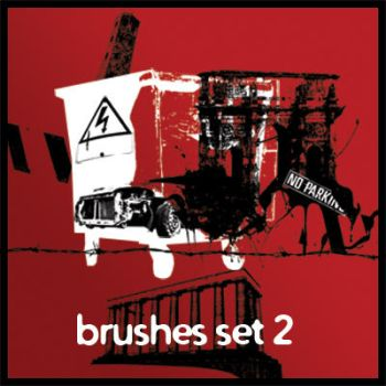 Brushes set 2 by generall33
