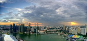 My Singapore in PANO by Shooter1970