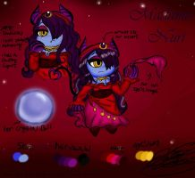 WoY: Madame Nuri Ref Sheet by XxMoonlight-1-WishxX