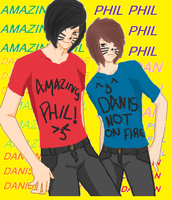 phil and dan :D by Akari-Angelic-Wolf13