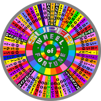 Super Wheel of Fortune Spring 2015 Bare by germanname