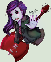 Marceline by Miranduless
