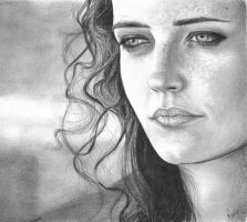 Eva Green by analuinog