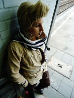APH: Netherlands by Reike-chan