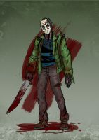 Friday the 13th-Jason Voorhees by killer-kay-james