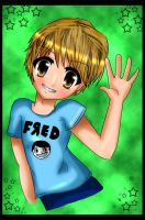 Fred by Shellahx