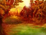 Autumn by RubyFeather