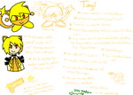Tayl Reference by ViremiaLite