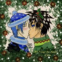 All I want for Xmas is YOU by electramyers