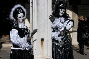 Venice's Masks'Carnival n.30 by DeadLulu