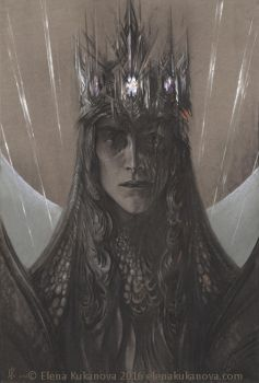 Morgoth by EKukanova